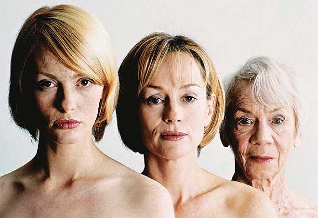 Cambios físicos en el cuerpo con la edad