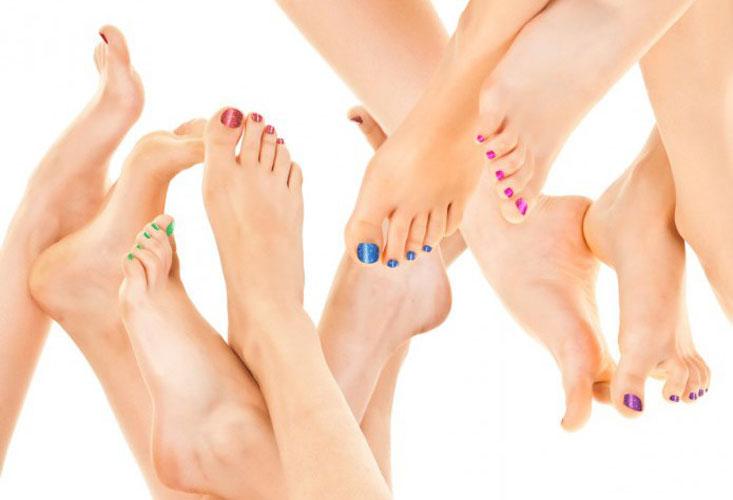 Mima tus pies: Cuidado de los pies en verano