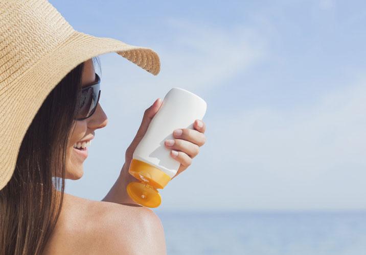Con el sol más vale prevenir que curar