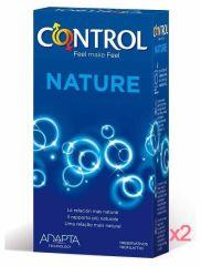 CONTROL ADAPTA NATURE 12 UNIDADES PACK DE 2