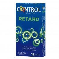 CONTROL RETARD PRESERVATIVOS 12 UNIDADES