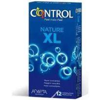 CONTROL XL NATURE PRESERVATIVOS 12 UNIDADES