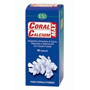 CORAL CALCIUM MAX 80 CAPSULAS