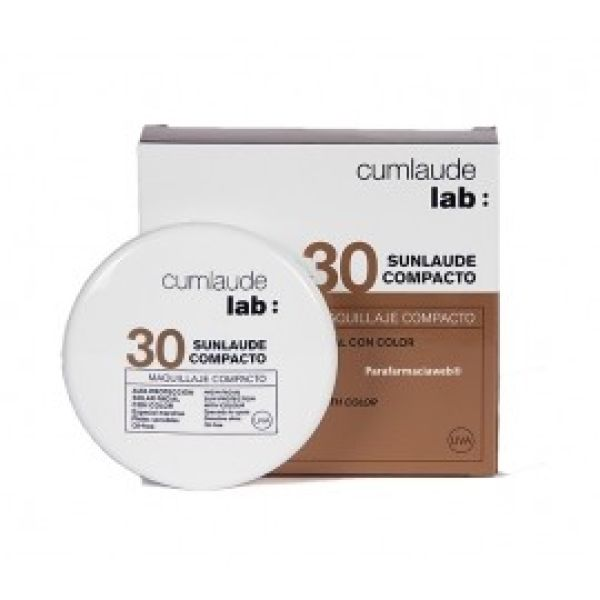 CUMLAUDE SUNLAUDE COMPACTO SPF30 10GR