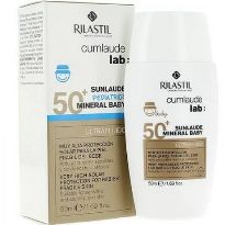 Cumlaude Sunlaude mineral Baby spf50+ pediatric 50ml