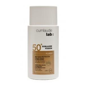 CUMLAUDE SUNLAUDE SPF50 FLUIDO COMFORT COLOR 50ML