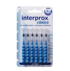 DENTAID INTERPROX CONICO 6UD