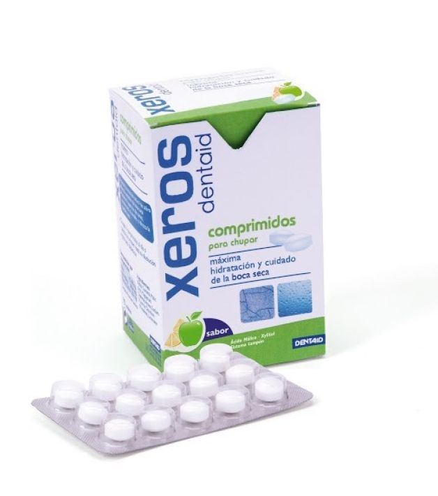 DENTAID XEROS 90 COMPRIMIDOS