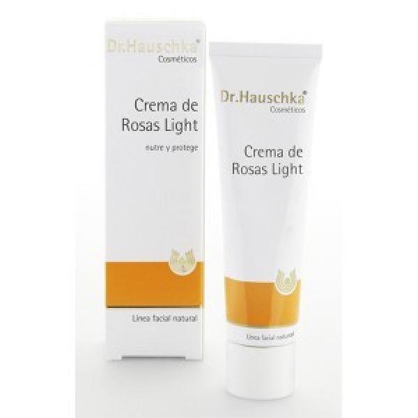 DR. HAUSCHKA CREMA DE ROSAS LIGHT 30ML