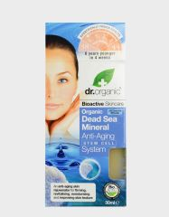 DR. ORGANIC DEAD SEA MINERALS STEM CELL SYSTEM 30ML