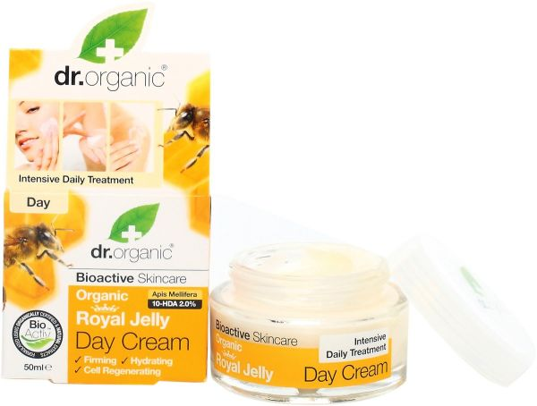 DR. ORGANIC ROYAL JELLY DAY CREAM 50ML