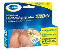 DR. SCHOLL CREMA TALONES AGRIETADOS K+ 60ML