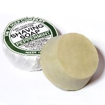 DR. K SHAVING SOAP PEPPERMINT 70GR