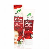 DR. ORGANIC ROSE FACE MASK 125ML