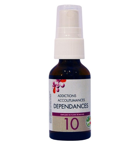 DR. THEISS FLORES DE BACH 10 DEPENDENCIAS 20ML