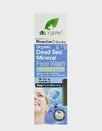 DR.ORGANIC DEAD SEA MINERALS FACE WASH 200ML