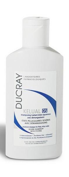 DUCRAY KELUAL CHAMPU DS 100ML.