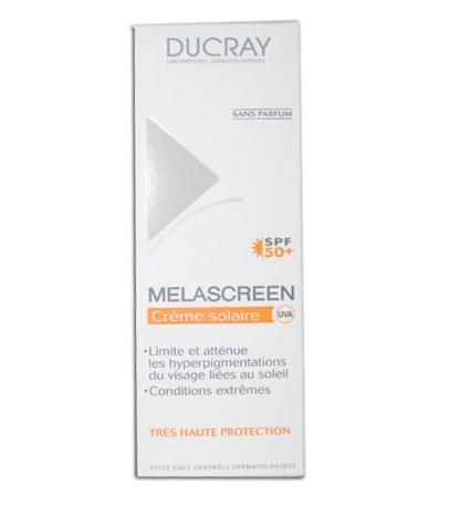 DUCRAY MELASCREEN CREMA SOLAR SPF50 40ML