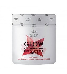 Eiralabs Glow Collagen Active melocoton 300 gr