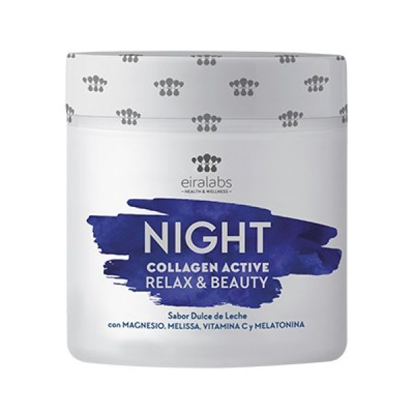 Eiralabs Night Collagen Active Dulce de Leche 300g