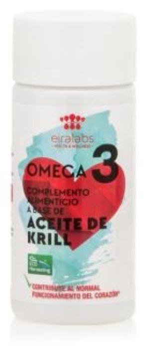 Eiralabs Omega 3 aceite de Krill 60 cap.