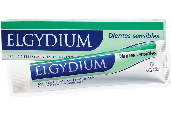 ELGYDIUM DENTIFRICO DENTS SENSIBLES GEL 50ML