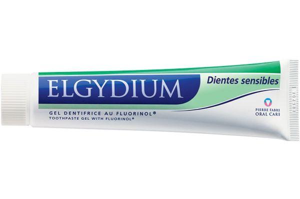 ELGYDIUM DENTIFRICO DIENTES SENSIBLES GEL 75ML