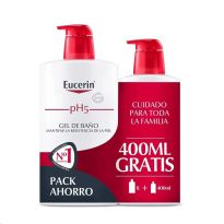 EUCERIN GEL DE BANO 1000ML
