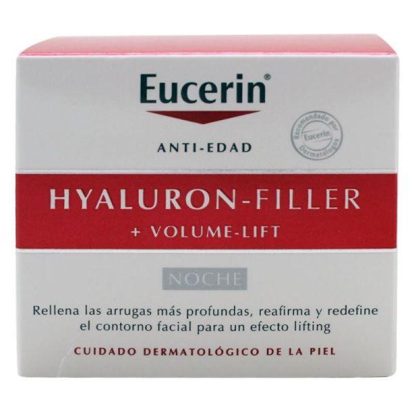 EUCERIN HYALURON-FILLER VOLUME NOCHE 50ML