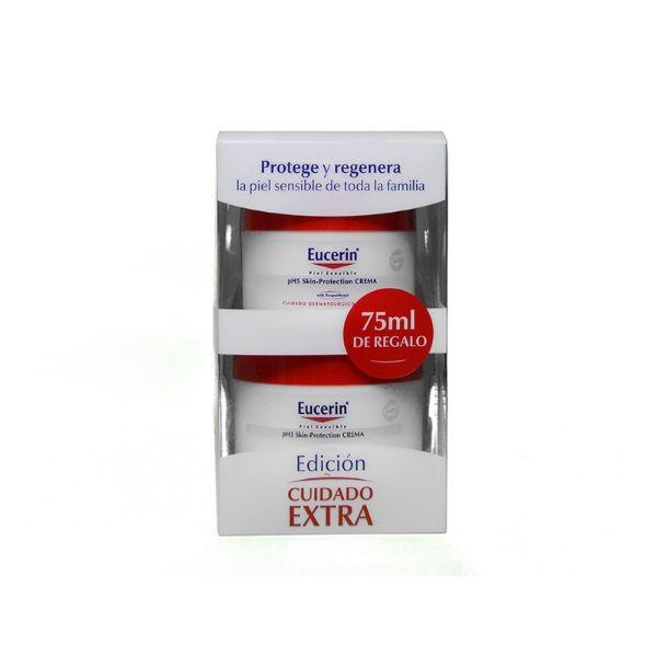 Eucerin crema facial intensiva skin protection 100ml