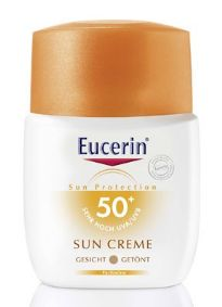 EUCERIN SUN CREMA CON COLOR SPF50 50ML