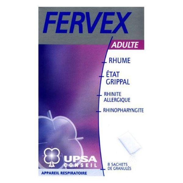FERVEX ADULTO 8 SOBRES