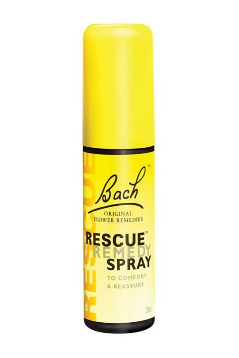 FLORES DE BACH RESCUE SPRAY 20ML