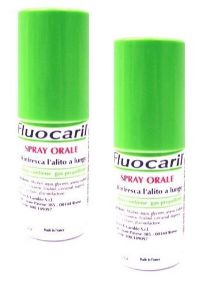 FLUOCARIL SPRAY BUCCAL 15MLX2