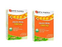 FORTE PHARMA JALEA REAL 1000MG 20 AMPOLLAS PACK 2 UNIDADES