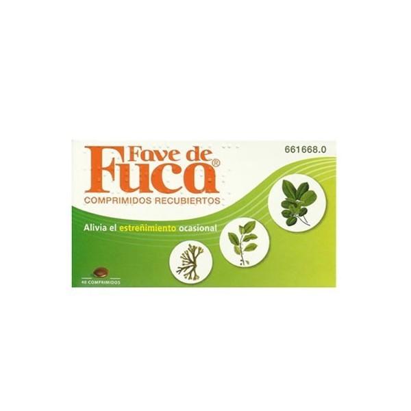 fuca tratamiento natural estreñimiento 45 comprimidos