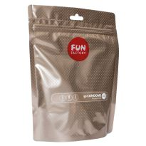 FUN FACTORY PRESERVATIVOS PLEASURE MIX 50 UNIDADES