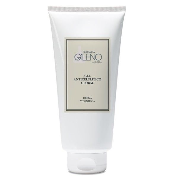 GALENO GEL ANTICELULITICO GLOBAL 300ML