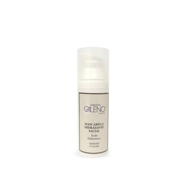 GALENO MASCARILLA HIDRATANTE ACIDO HIALURONICO FACIAL 50ML