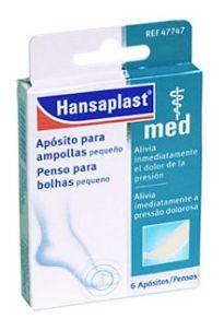 HANSAPLAST MED AMPOLLAS 5 APOSITOS GR.