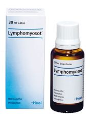 HEEL LYMPHOMYOSOT TRATAMIENTO HOMEOPATICO 30ML