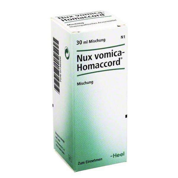 Nux vomica para adelgazar