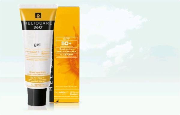 HELIOCARE 360 IP50 GEL OIL FREE DRY TOUCH 50ML