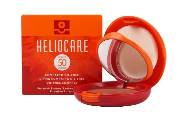 HELIOCARE COMPACTO IP50 BROWN 10GR