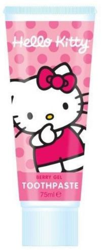 HELLO KITTY GEL DENTIFRICO FRESA 75ML