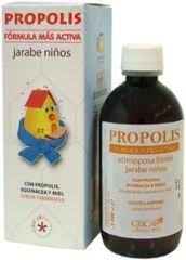 HERBOFARM PROPOLIS JARABE NINOS EQUINACEA Y MIEL 200ML