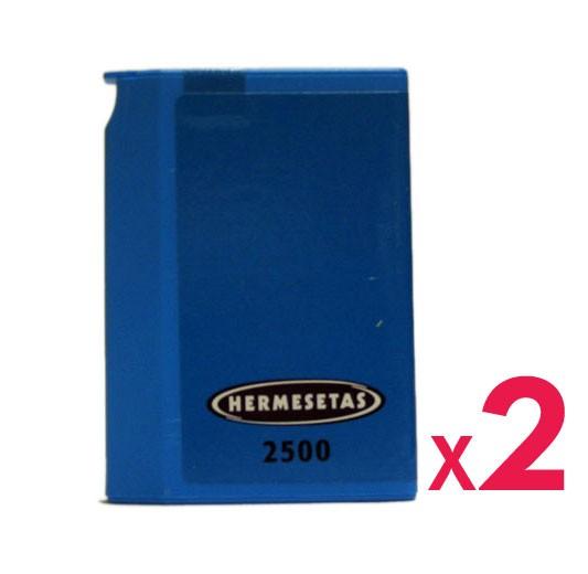 Hermesetas edulcorante 2500 oferta 2 unidades