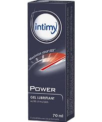 INTIMY GEL LUBRICANTE POWER