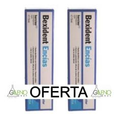 ISDIN BEXIDENT DENTIFRICO ENCIAS 75ML X2
