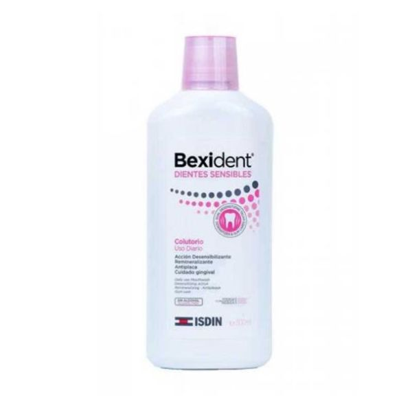 ISDIN BEXIDENT DIENTES SENSIBLES COLUTORIO 500ML